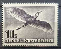 """Österreich FLUGPOST 1953, Mi 987 """"10 Schilling"""" MNH Postfrisch - 1945-60 Ongebruikt"""