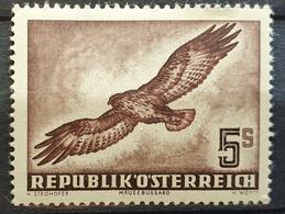 """Österreich FLUGPOST 1953, Mi 986 """"5 Schilling"""" MNH Postfrisch - 1945-60 Ongebruikt"""