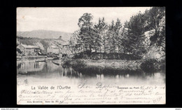 926-COMBLAIN AU PONT-vallee De L'ourthe-barque Bac Passeur-NELS Serie 26 No 6 - Comblain-au-Pont