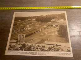 1929 PATI2 Hippodrome Modèle En Angleterre Courses Du Goodwood - Non Classés
