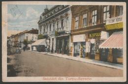 Romania-----Drobeta (Turnu Severin)-----old Postcard - Roemenië