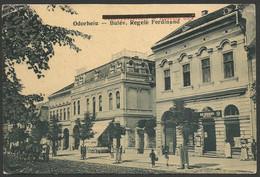 Romania-----Odorheiu Secuiesc-----old Postcard - Roemenië