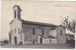 Verlhaguet - L'Eglise- TBE - Montauban