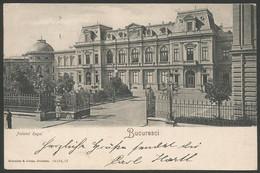 Romania-----Bucuresci-----old Postcard - Roemenië