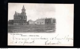941-RANSART-hotel De Ville - Charleroi