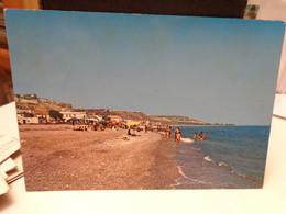 Cartolina Cariati Marina Prov Cosenza Spiaggia 1973 - Cosenza