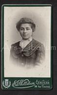 CDV / Carte-de-visite / Photo / Femme / Woman / Polinard Gillet / Maria Colson / Chaineux / 1905 / Wettstein / Verviers - Oud (voor 1900)