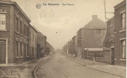 LA BUISSIERE : Rue Neuve - Cachet De La Poste 1928 - Thuin
