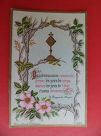 Image Pieuse 1889 Religion Catholique Ed. Blanchard Orleans N° 2032 - Religion & Esotericism