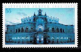 Bund 2003,Michel# 2371 ** 200 Jahre Semperoper - Unused Stamps