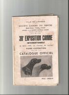 Ville De Limoges-39-exposition Canine - Bourbonnais