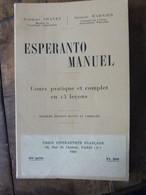 ESPERANTO MANUEL - School