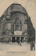 CPA 75 PARIS - Gaumont Palace - Congrès Esperanto - Kongreso De Esperanto - Other