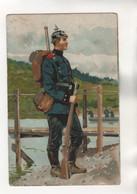 +3755, WK I, Feldpost, Minden - Guerre 1914-18