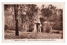 (27) 701, Gisors, Sénéchal 3, Jardins Du Château Et Porte Des Champs - Gisors