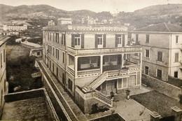 Cartolina - Colonia Marina Villa Adelaide - Pietra Ligure ( Savona ) - 1958 - Savona