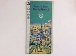 Grand Plan Ile-de-France - RATP - Février 1993 - Altri