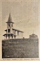 Cartolina - Monte Beigua - Sassello - Santuario Regina Pacis - 1939 - Savona