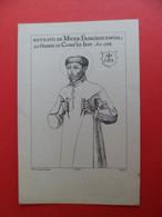 Image Pieuse Religion - Gravure Ed. Art Catholique N° 1014 - 1937 - 4° Centenaire Ordination St. Francois Xavier + Ordin - Religion & Esotericism