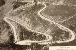 Cartolina - Valle Di Susa - Moncenisio - La Gran Scala - 1929 - Unclassified