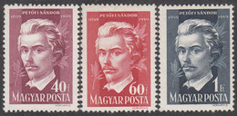 HUNGARY  Michel  1045/47  ** MNH - Ungebraucht