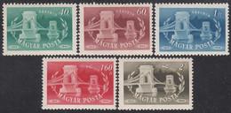 HUNGARY  Michel  1059/63  ** MNH - Ungebraucht