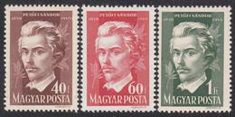 HUNGARY  Michel  1083/85  ** MNH - Ungebraucht