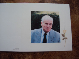 Doodsprentje/Bidprentje Jef STROEYKENS (Echtg Germaine SCHEERS) Sterrebeek 1927 - 2010 Zaventem - Religion & Esotericism