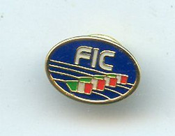 AVIRON Italy Rowing Federation Remo Rudern Pin Badge - Roeisport