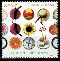 Bund 2004,Michel# 2397 **  Europa (C.E.P.T.) - Feiertage - Unused Stamps