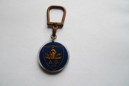 Porte Clés Assurance A.G Vie Bourbon  Automobile, Voiture, Key Car Keychain - Porte-clefs