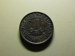 Denmark 1 Ore 1910 - Dinamarca