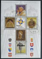 Österreich 2004, Block Katholikentag Gestempelt - 2001-10 Used