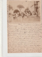 Cartolina - Sorrento - Hotel Vittoria (foto Albumina) - Napoli (Napels)