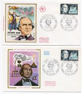 FDC France 1971 - Robert Houdin - YT 1690 - 41 Blois - 1970-1979