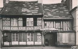 80) ABBEVILLE : Maison François 1er, Rue De La Tannerie (1955) - Abbeville