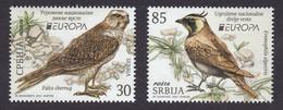 Serbia Serbien 2021 MNH** S-1058 Europe Stamps Endangered National Wildlife Set M - 2020