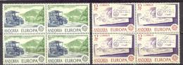 Andorra - 1979, Europa Ed 125-26 Bloque - Ungebraucht