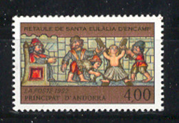 Andorra -Franc 1992 - Turismo Y=422 E=443 (**) - Ungebraucht