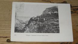 ITALIE : Villagio E Santuario Di LORETO PRESSO TRIORA ................ 210512-4527 - Imperia