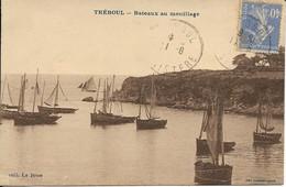 Tréboul Bateaux Au Mouillage - Douarnenez