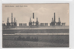 Esch (Alzette). Adolf Emil Hütte. - Esch-Alzette