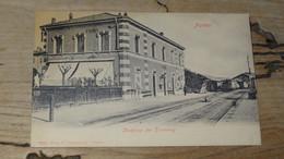 ITALIE : PARMA, Stazzione Dei Tramvay ................ 210512-4537 - Parma
