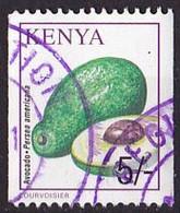 Timbre Oblitéré N° 730(Yvert) Kenya 2001 - Avocat - Kenya (1963-...)