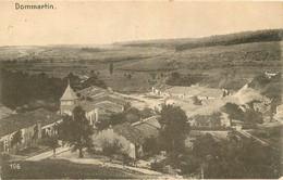 DOMMARTIN CARTE ALLEMANDE 1915  48e REGT INFANTERIE  113 INF. DIVISION - Altri Comuni