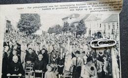 WACHTEBEKE..1938.. TWINTIGJARIG BESTAAN VAN DEN BOERENJEUGDBOND - Non Classés
