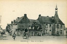Place De La Mairie - Herbignac