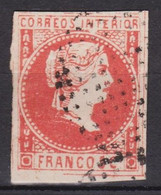 1862 Filipinas Edifil 10. Usado - Philippines