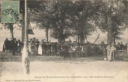12 MUR DE BARREZ #27493 BANQUET DE L UNION DEMOCRATIQUE DU 10 SEPTEMBRE 1905 - Autres Communes