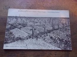 62 WWI ROCLINCOURT CIMETIERE MILITAIRE FRANCAIS - Autres Communes